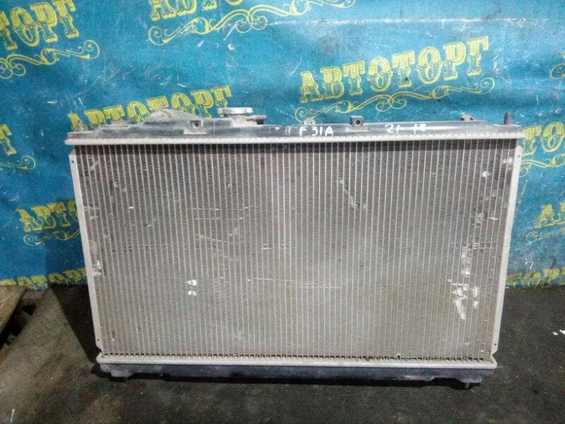 Радиатор основной Mitsubishi Diamante F31A 6G73 1995