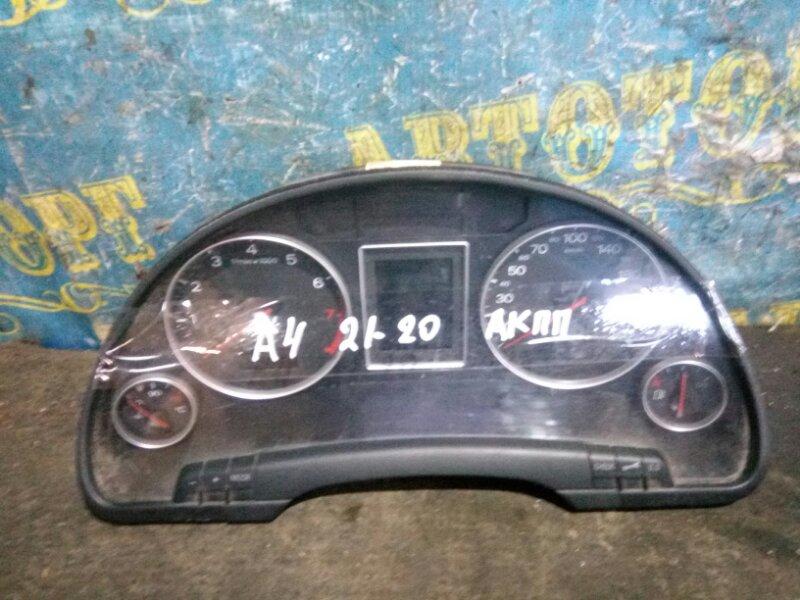 Щиток приборов Audi A4 8EC BFB 2004