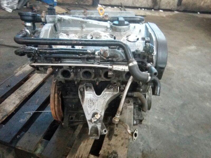 Двигатель Audi A4 8EC BFB 2004