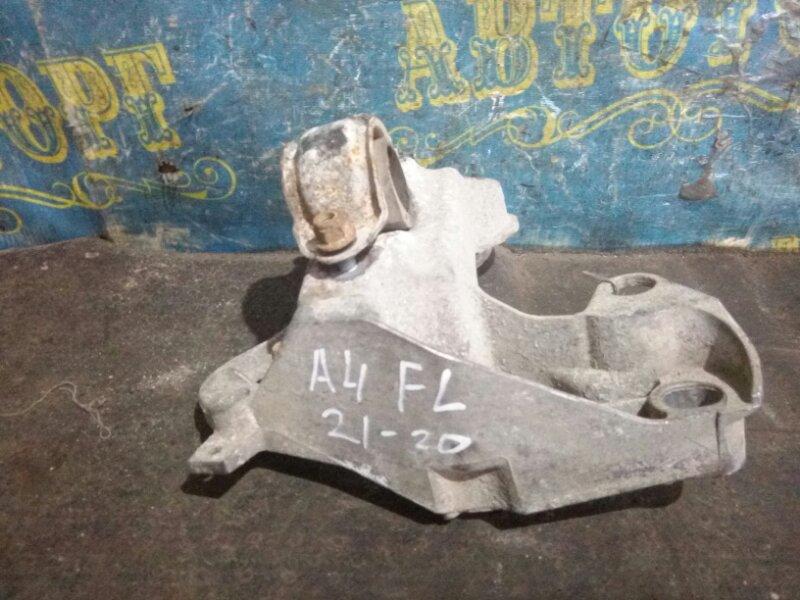 Кронштейн стабилизатора Audi A4 8EC BFB 2004 передний левый