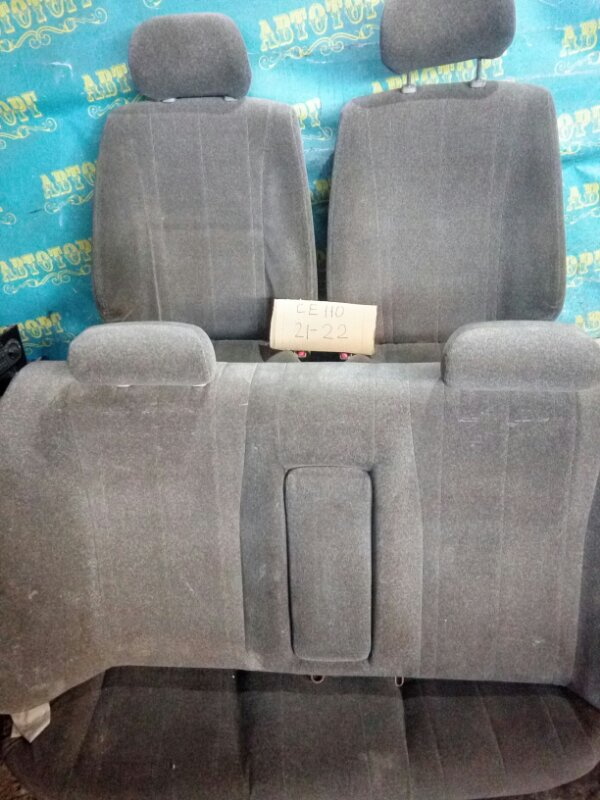 Сидения комплект Toyota Corolla СЕ110 2С 1997