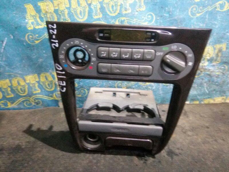 Консоль магнитофона Toyota Corolla СЕ110 2С 1997