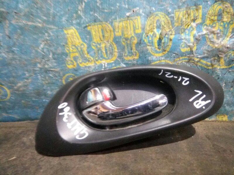 Ручка двери внутренняя Chevrolet Trailblazer GMT360 LL8 2007 задняя левая