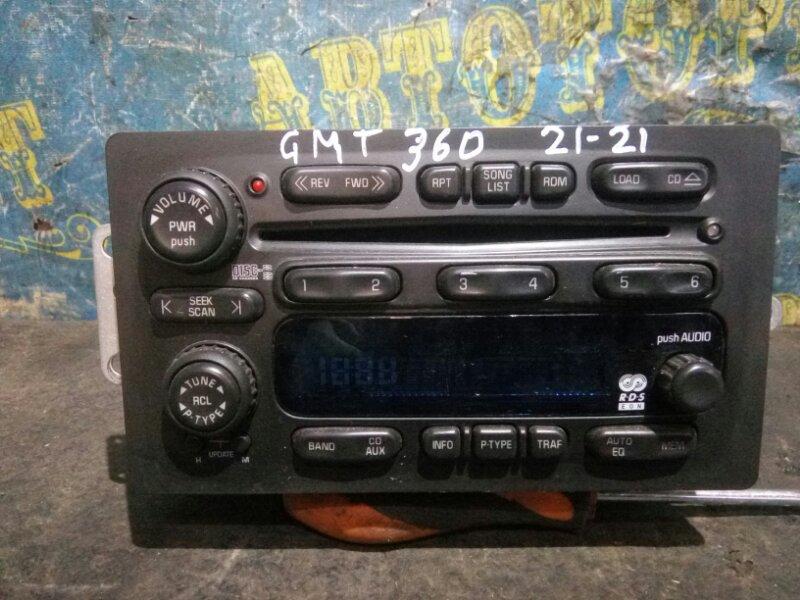 Магнитофон Chevrolet Trailblazer GMT360 LL8 2007