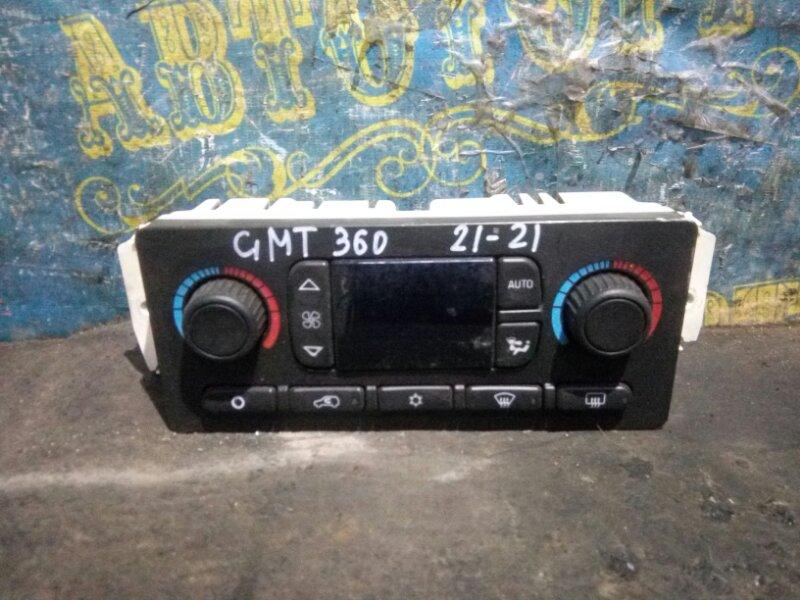 Блок управления климат-контролем Chevrolet Trailblazer GMT360 LL8 2007