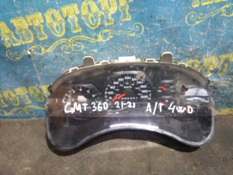 Щиток приборов Chevrolet Trailblazer GMT360 LL8 2007