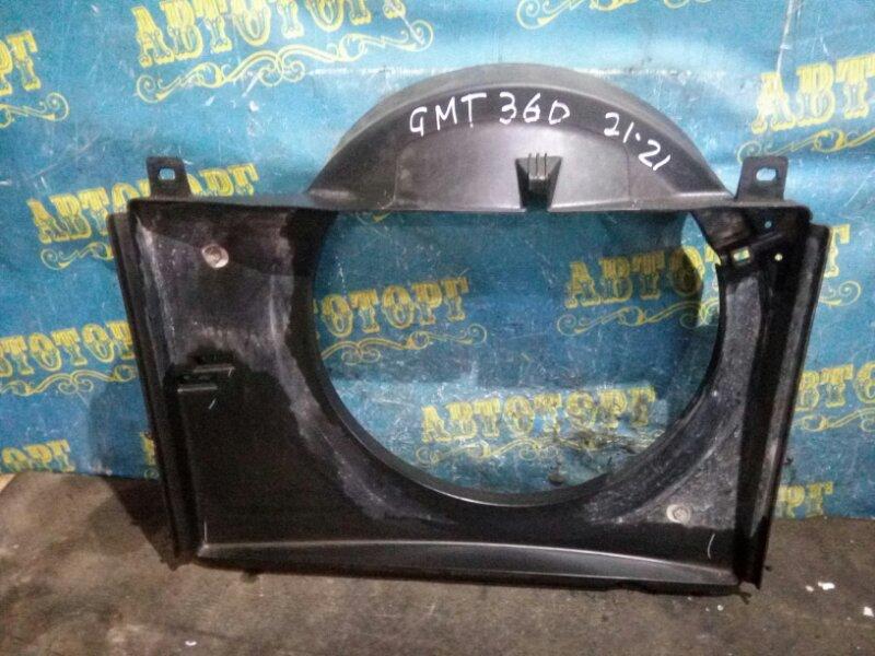 Диффузор радиатора Chevrolet Trailblazer GMT360 LL8 2007