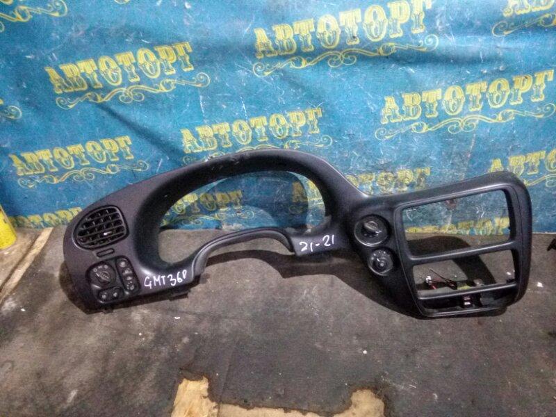 Рамка магнитофона Chevrolet Trailblazer GMT360 LL8 2007