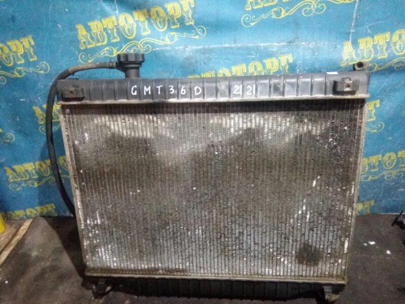 Радиатор основной Chevrolet Trailblazer GMT360 LL8 2007