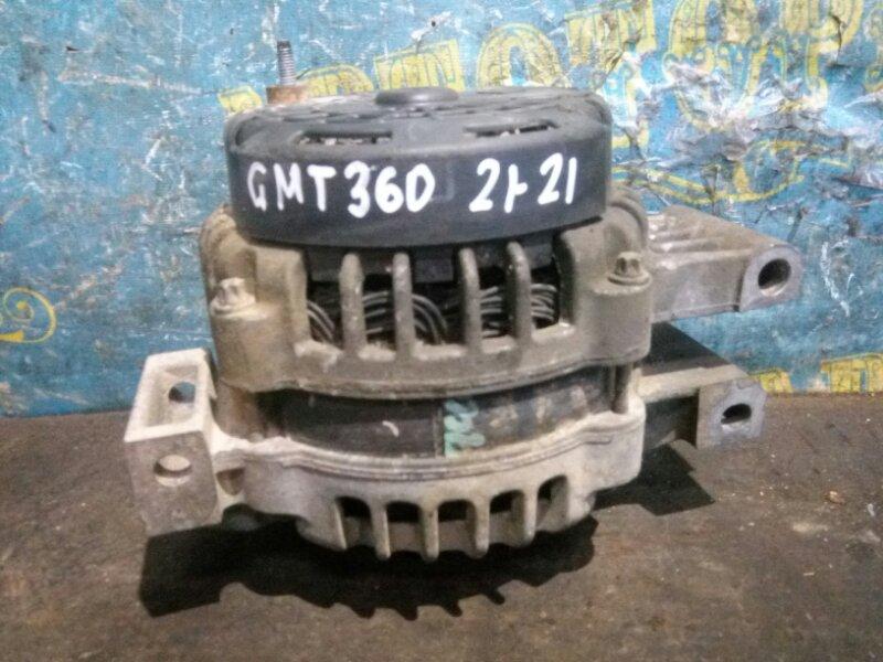 Генератор Chevrolet Trailblazer GMT360 LL8 2007