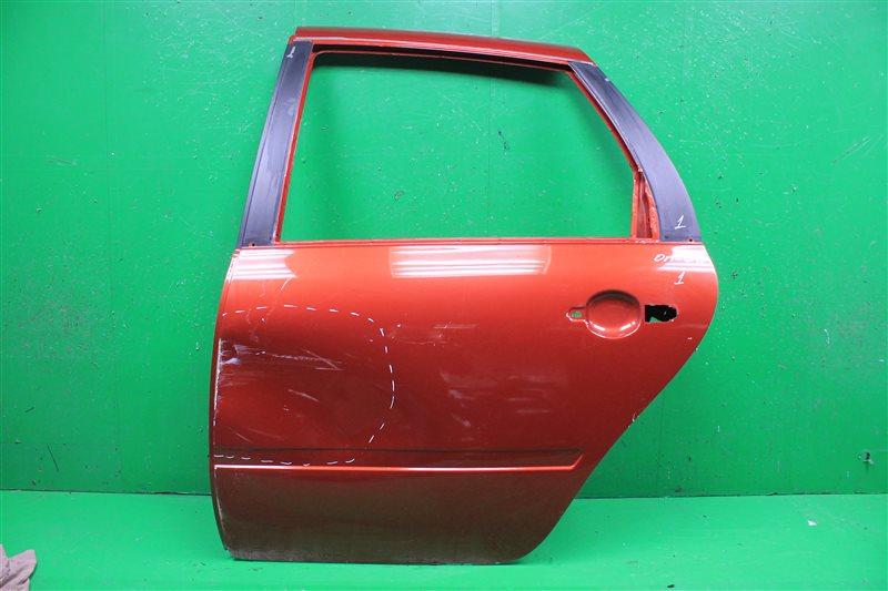 Дверь Datsun On-Do 2014 задняя левая (б/у)
