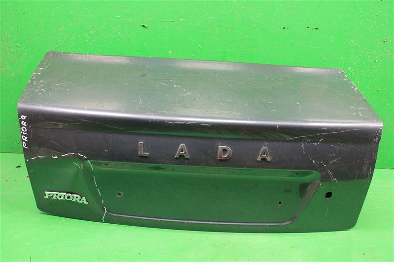 Крышка багажника Lada Priora 2007 (б/у)