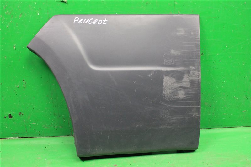 Накладка на крыло Peugeot Boxer 2006 задняя левая (б/у)