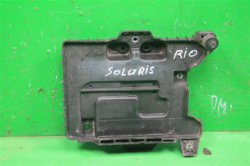 Поддон Hyundai Solaris 2010 (б/у)