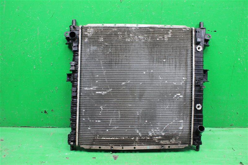 Радиатор охлаждения Ssangyong Actyon 2 2010 (б/у)