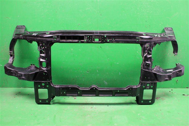 Панель передняя ( телевизор ) Hyundai Grand Starex H1 2010 (б/у)