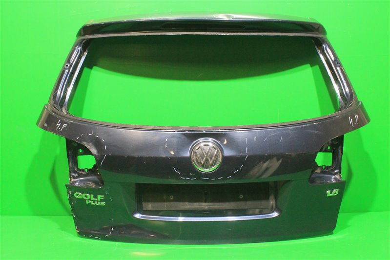 Дверь багажника Volkswagen Golf Plus 1 2005 (б/у)