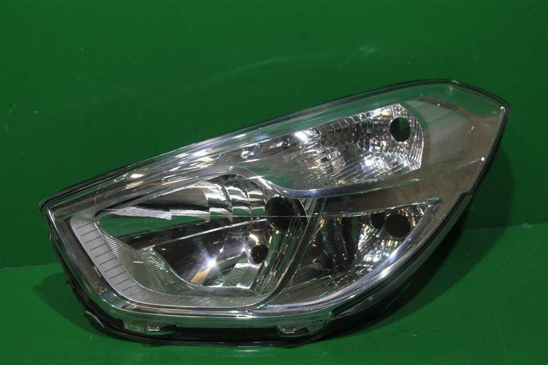 Фара Renault Dokker 2012 левая (б/у)