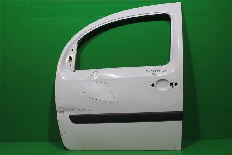 Дверь Renault Kangoo 2 2008 передняя левая (б/у)