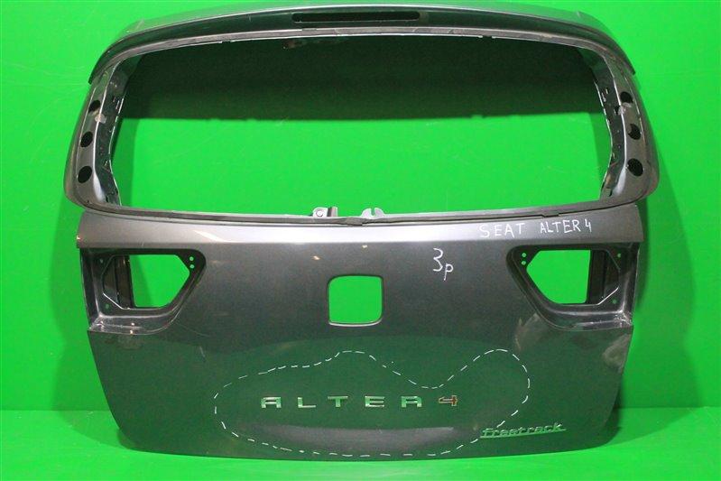 Дверь багажника Seat Altea 4 2012 (б/у)
