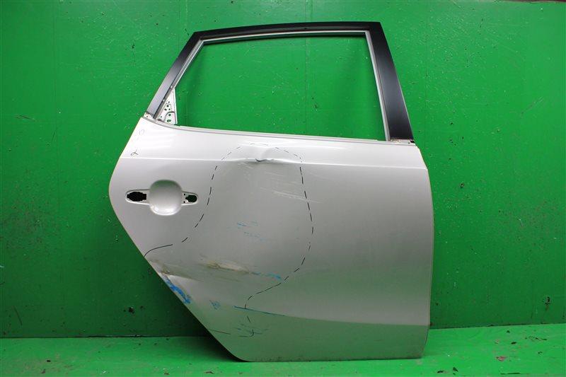 Дверь Hyundai I30 2007 задняя правая (б/у)