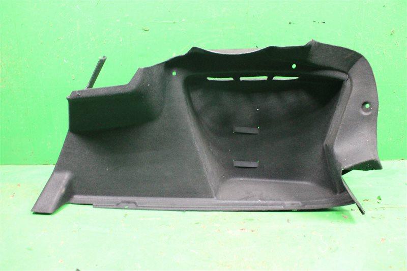 Обшивка багажника Peugeot 408 2012 правая (б/у)