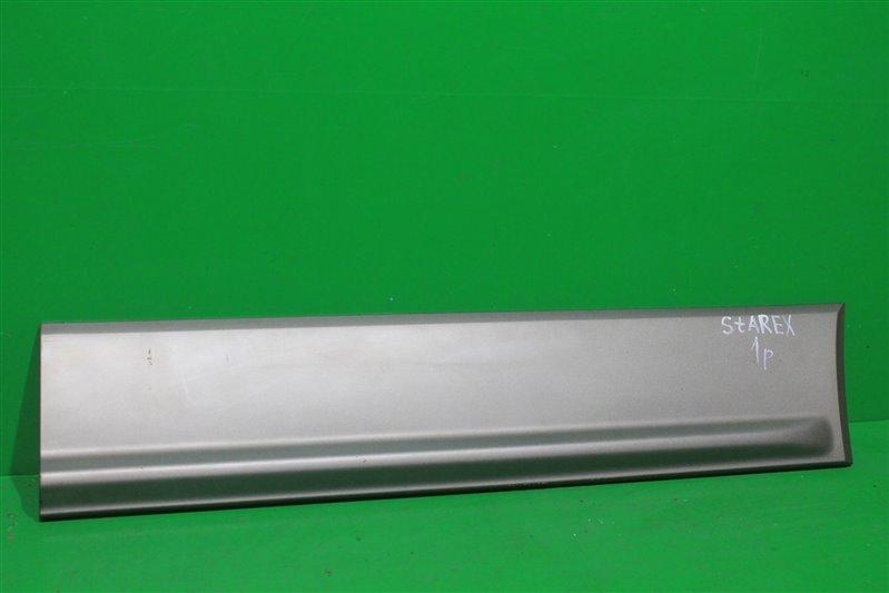 Накладка двери Hyundai Starex H1 2010 передняя правая (б/у)