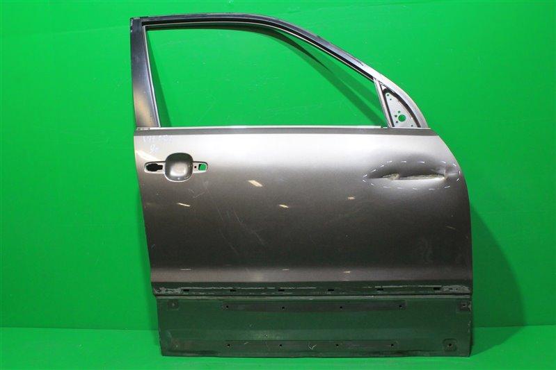 Дверь Suzuki Grand Vitara JT 2005 передняя правая (б/у)