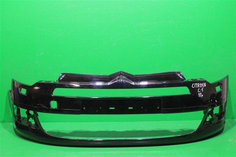 Бампер Citroen C5 2008 передний (б/у)