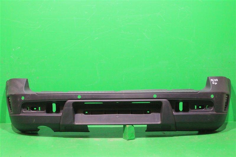 Бампер Chevrolet Niva РЕСТАЙЛИНГ 2010 задний (б/у)
