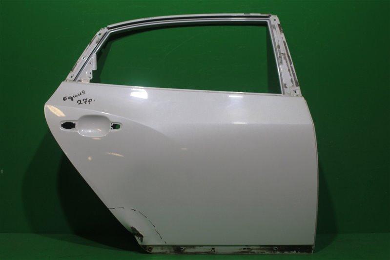 Дверь Hyundai Equus 2 2009 задняя правая (б/у)