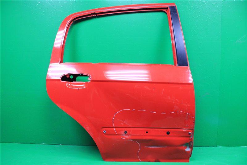 Дверь Hyundai Getz 2002 задняя правая (б/у)
