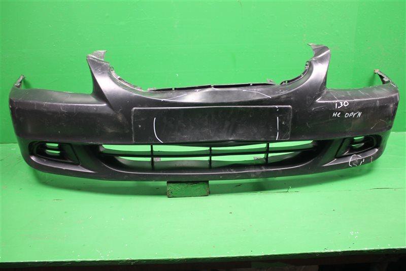 Бампер Hyundai Aссent 2 ТАГАЗ 2001 передний (б/у)