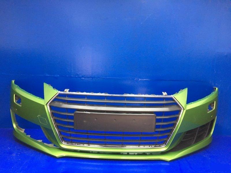 Бампер Audi Tt 8S 2014 передний (б/у)