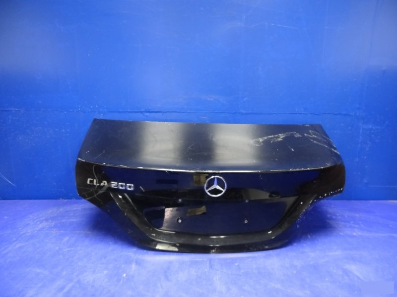 Крышка багажника Mercedes Cla C117 2013 (б/у)