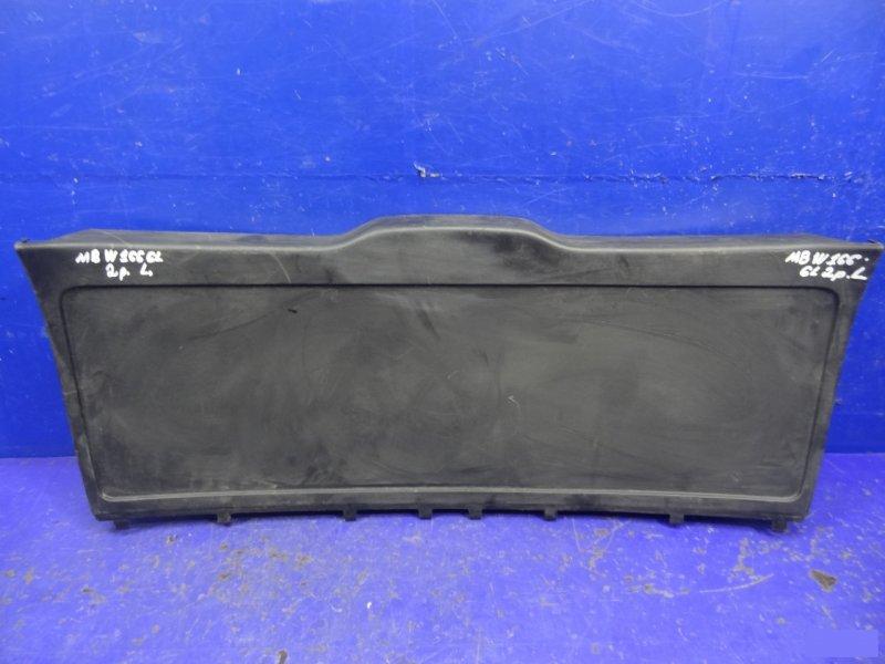 Обшивка багажника Mercedes Ml Gle W166 2011 (б/у)