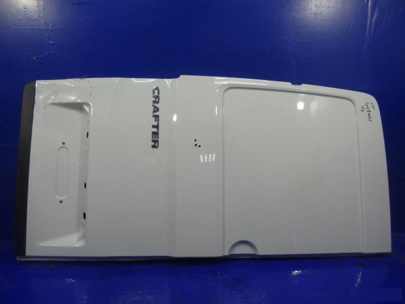 Дверь багажника Volkswagen Crafter 2011 левая (б/у)