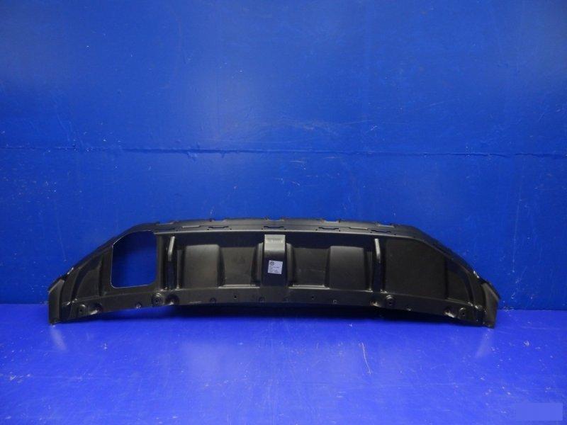 Защита бампера Volkswagen Amarok 1 2010 передняя нижняя (б/у)