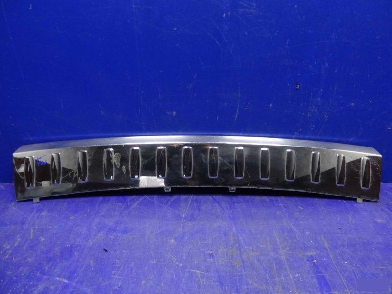 Накладка бампера Mercedes Mlgl X166 2012 задняя (б/у)