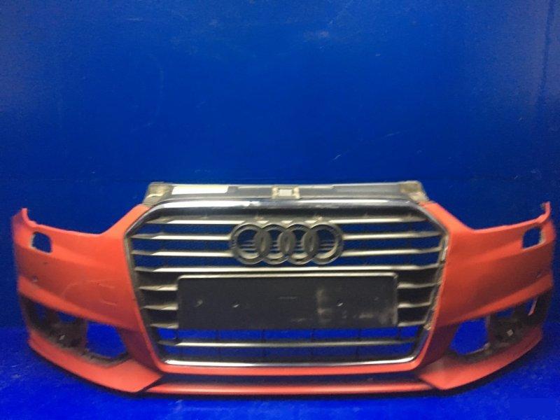 Бампер Audi A1 передний (б/у)