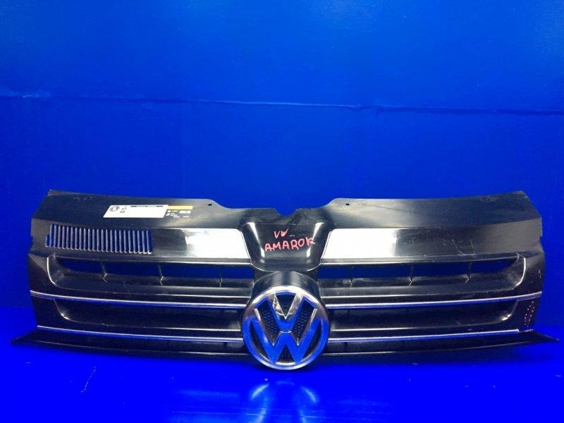 Решетка радиатора Volkswagen Caravelle 2009 (б/у)