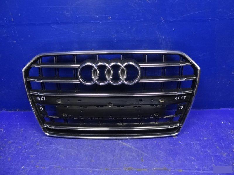 Решетка радиатора Audi S6 C7 (б/у)