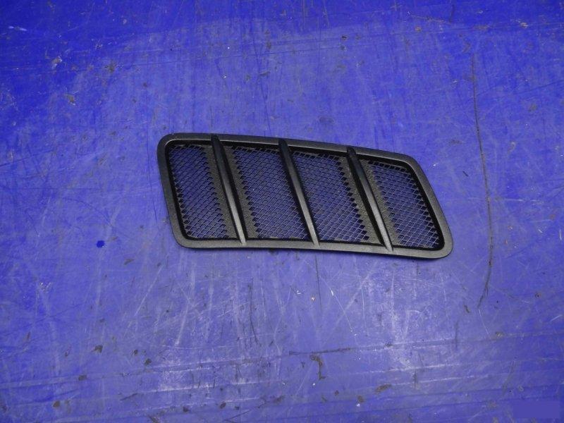 Решетка капота Mercedes Ml Gl X166 W166 2012 правая (б/у)