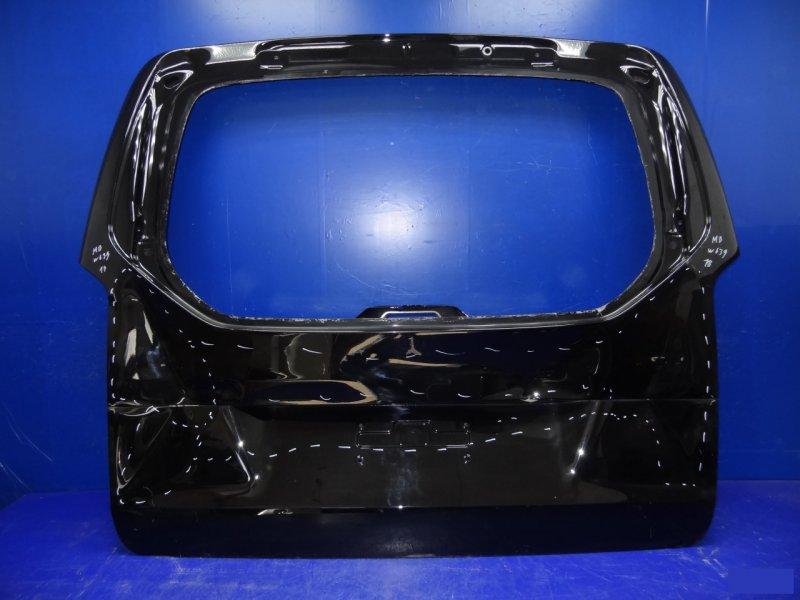 Дверь багажника Mercedes V W447 2014 (б/у)