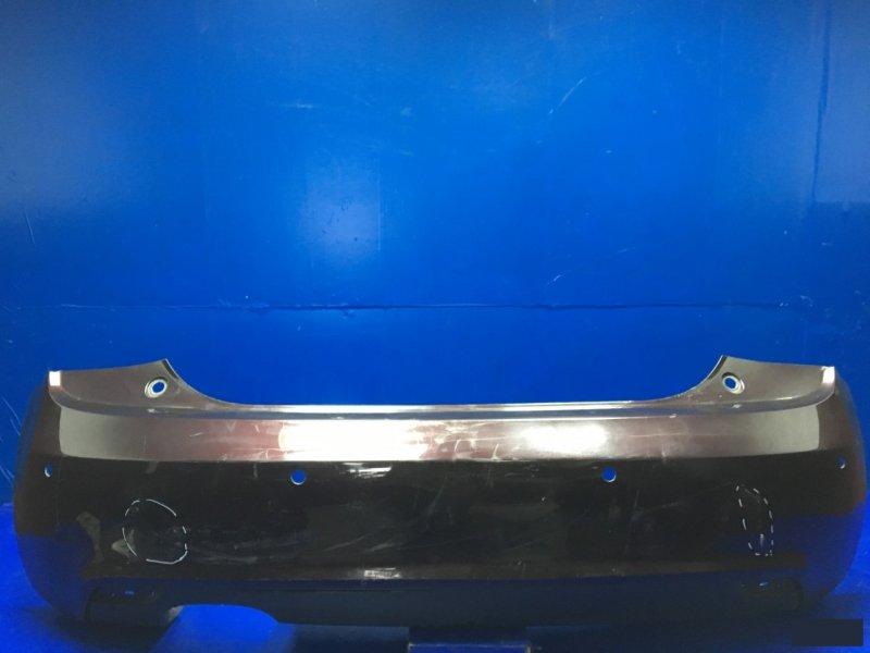 Бампер Audi A1 задний (б/у)
