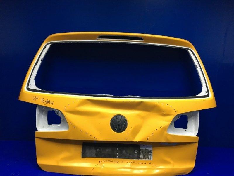 Дверь багажника Volkswagen Touran (б/у)