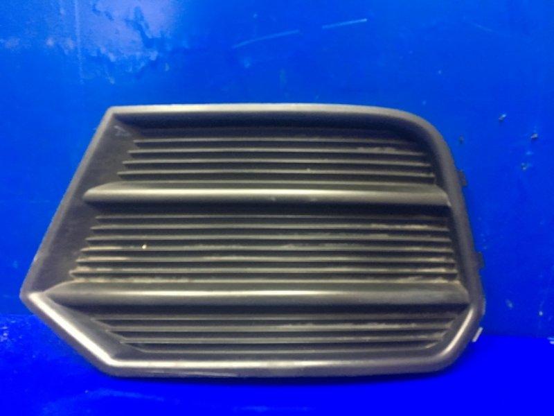 Заглушка птф Audi Q3 8U 2011 левая (б/у)