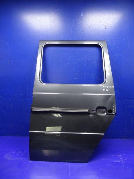 Дверь Mercedes G W463 1990 задняя левая (б/у)