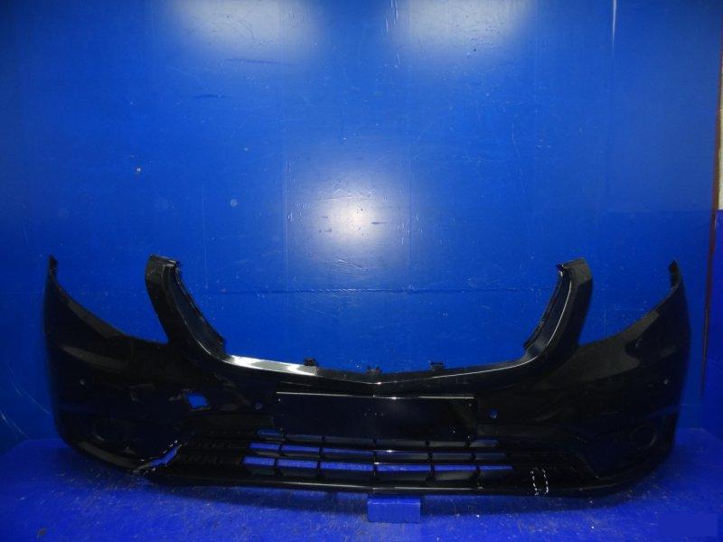 Бампер Mercedes Vito W447 2014 передний (б/у)