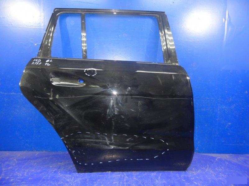 Дверь Mercedes Gl Gls X166 2012 задняя правая (б/у)